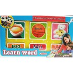 Learn word puzzle 76 ชิ้น