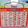 กระดานสอนภาษาไทย พร้อมไวท์บอร์ด