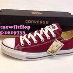 รองเท้า converse No.C007