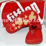 รองเท้า Fitflop Micky Mouse No.F0160