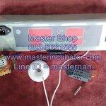 Controller ควบคุม อุณหภูมิ แบบ MS PID V.2 และแสดงความชื้น ตู้ฟักไข่