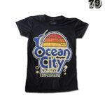 เสื้อยืดหญิง Lovebite Size S - Ocean City