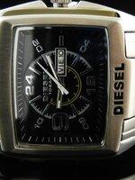 นาฬิกา Diesel Bugout หน้าปัดดำ สายเลส งานเกรด Mirror เทห์สุดๆ