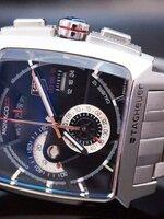 นาฬิกา TAG Monaco Calibre12 LS ระบบ Chronograph สุดยอดระบบ หายากสุดๆ สั่งทำพิเศษ งานสวยมากๆ