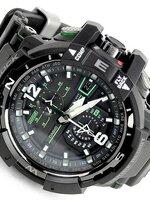 นาฬิกา G-Shock Gravity Master Aviator รุ่น GW-A1100-1A3 เรียกกันว่ารุ่นนักบิน หายากสวยเทพ งานเกรด Mirror เหมือนทุกจุด