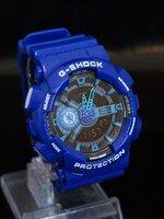 G Shock AAA รุ่น Limited Edition Chelsea สีน้ำเงินหน้าปัดสีดำ ใหม่รุ่นยอดฮิต ทีมดังอันดับ1