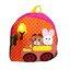 กระเป๋าเป้สะพายหลังสำหรับเด็กอนุบาลเกาหลี (สีส้ม) thumbnail 1