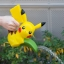 The series of Pokemon flower pot: A watering pot with Pikachu thumbnail 1