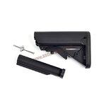 พานท้ายเครน+แกนเบา สีดำ สำหรับปืนยาวไฟฟ้า
