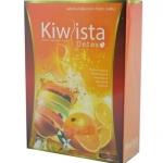 Kiwista Detox ดีท๊อกซ์ กีวิสต้า รสส้ม ขนาดบรรจุ 5 ซอง