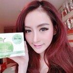 ครีมมาส์กหน้า Choo Waii Fresh Green Apple Mask