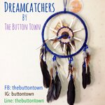Dream Catcher ตาข่ายดักฝันร้าย รุ่น จัมโบ้ล็อคฝัน