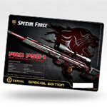 SF PRO PSG-1: D card 300 Special Edition 450 บาท