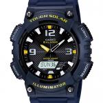 Casio SOLAR POWERED ระบบพลังงานแสงอาทิตย์ ของแท้ ประกันศูนย์ AQ-S810W-2AV CASIO นาฬิกา ราคาถูก ไม่เกิน สามพัน