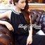 ( พร้อมส่งเสื้อผ้าเกาหลี) จัมป์สูทผ้าชีฟองสีดำตัดแต่งคริสตัลสุดหรู ตัวนี้ดูหรูหราเป็นผู้ดีมากๆค่ะ ทรงชุแบบเรียบง่ายไม่หวือหวา แต่ดูไฮโซด้วยคัตติ้งและเนื้อผ้า และมีลูกเล่นเล็กๆน้อยที่ช่วงคอ ประดับคริสตัลสีเงินตัดกับสีเขียวและสีเหลือง ช่วงเอวเข้ารูปให้เป็นท thumbnail 2