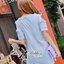 ( พร้อมส่งเสื้อผ้าเกาหลี) มินิเดรสยีนส์เว้าไหล่ ตัวเดรสเป็นยีนส์พิมพ์ลาย snoopy พื้นพิมพ์ลาย polka dot น่ารักมากค่ะ เล่นดีเทลชายรุ่ยเซอร์ๆ ใส่ได้ในชีวิตประจำวัน thumbnail 3