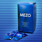 Mezo เมโซ ผลิตภัณท์อาหารเสริมลดความอ้วน ลดน้ำหนัก 1 กล่อง