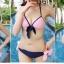 SM-V1-293 ชุดว่ายน้ำแฟชั่น คนอ้วน เด็ก ดารา thumbnail 7