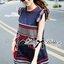 Lady Kim Tribal Embroidered Cotton Dress L199-79C03 thumbnail 6