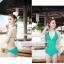 SM-V1-292 ชุดว่ายน้ำแฟชั่น คนอ้วน เด็ก ดารา thumbnail 6