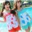 SM-V1-200 ชุดว่ายน้ำแฟชั่น คนอ้วน เด็ก ดารา thumbnail 1