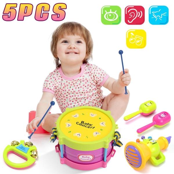 รูปภาพสินค้า ของเล่นชุดเครื่องดนตรี เสริมพัฒนาการ Baby Concert