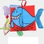 หนังสือผ้า Fishy Tail by Jollybaby thumbnail 3