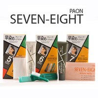 PAON SEVEN-EIGHT HAIR COLOR
