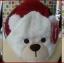 หมวกหน้าหมี มีสี น้ำเงิน thumbnail 1