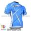 เสื้อจักรยานแขนสั้นทีม Fox 2014 สีน้ำเงิน สั่งจอง (Pre-order) thumbnail 1