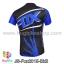 เสื้อจักรยานแขนสั้นทีม Fox 2015 สีดำน้ำเงิน สั่งจอง (Pre-order) thumbnail 2