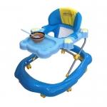 รถหัดเดิน Autoru รุ่น Baby Walker 2 in 1 (สีฟ้า)
