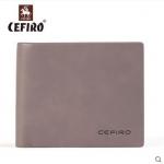 กระเป๋าสตางค์ผู้ชาย Cefiro (สินค้าตัวอย่าง)