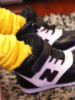 รองเท้ากันหนาว SHC04