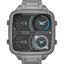 นาฬิกาข้อมือ ดีเซล Diesel Mr. Daddy - Square 4 Time Zone Gunmetal Men's watch รุ่น DZ7284 thumbnail 1