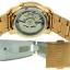 นาฬิกาข้อมือ SEIKO 5 Automatic รุ่น SNKK76K1 thumbnail 2