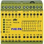 PilZ 774605 PNOZ X9 100-120VAC 24VDC 7n/o 2n/c 2so LiNE iD : PILZ.TK