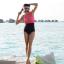 ชุดว่ายน้ำบราลายลูกไม้สีชมพูรุ่นคุณเบ๊นซ์ thumbnail 2