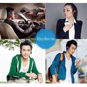Small Talk สุดฮิต Mini503 TF หูฟังไร้สายแบบ Bluetooth Stereo small talk เล่นเพลงจากการ์ดได้ 690 บาท ส่งฟรี ems 4 สีให้เลือก ดำ ขาว แดง น้ำเงิน