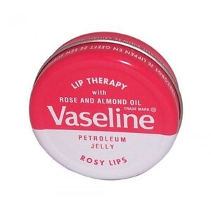 VASELINE Lip Therapy ROSY LIPS with Rose and Almond Oil 20g