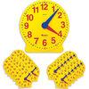 ของเล่นเด็ก ของเล่นเสริมพัฒนาการ Classroom Clock Kit (ส่งฟรี)