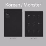 [!] อัลบั้มพร้อมส่ง EXO - Album Vol.3 [EX'ACT] (Korean Ver. Monster)