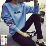 เสื้อแฟชั่นเกาหลี เสื้อกันหนาว 2015 (ระบุสี)