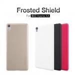 เคส Sony Xperia XA : Nillkin Super Frosted Shield + แถมฟิล์ม