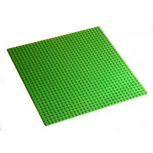 เพลท (Plate) สีเขียว 40x40 cm.