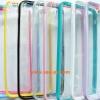 Case iphone 6 plus ขอบยาง หลังใส - 5.5