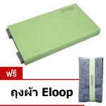 Eloop E10 แบตเตอรี่สำรอง 10000 mAh (แถมฟรี ถุงผ้า Eloop)