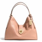 Preorder COACH MADISON CARLYLE SHOULDER BAG IN LEATHER Style No: 32221