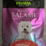 PRAMA ขนมสุนัข รสอิตาเลียนซาลามิ 70 กรัม