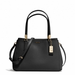 Preorder COACH MADISON SMALL CHRISTIE CARRYALL IN SAFFIANO LEATHER Style no. 30128
